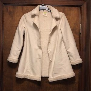 Girl's size L (10/12) coat from brand Crazy 8